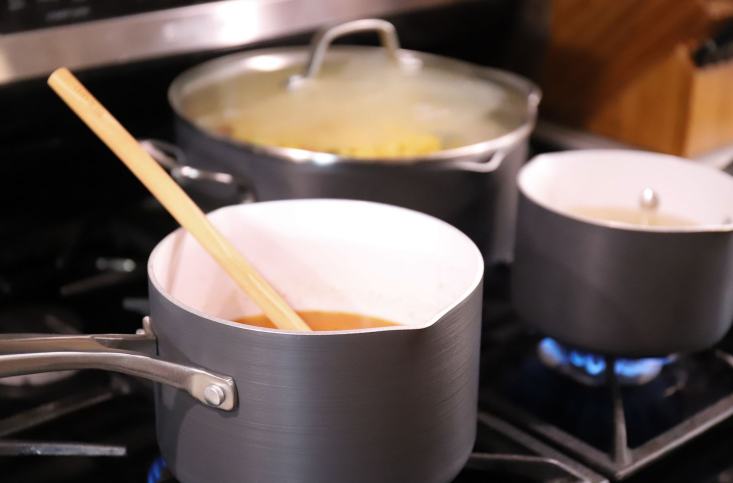 it is all about calphalon ceramic cookware