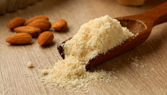 almond meal and almond