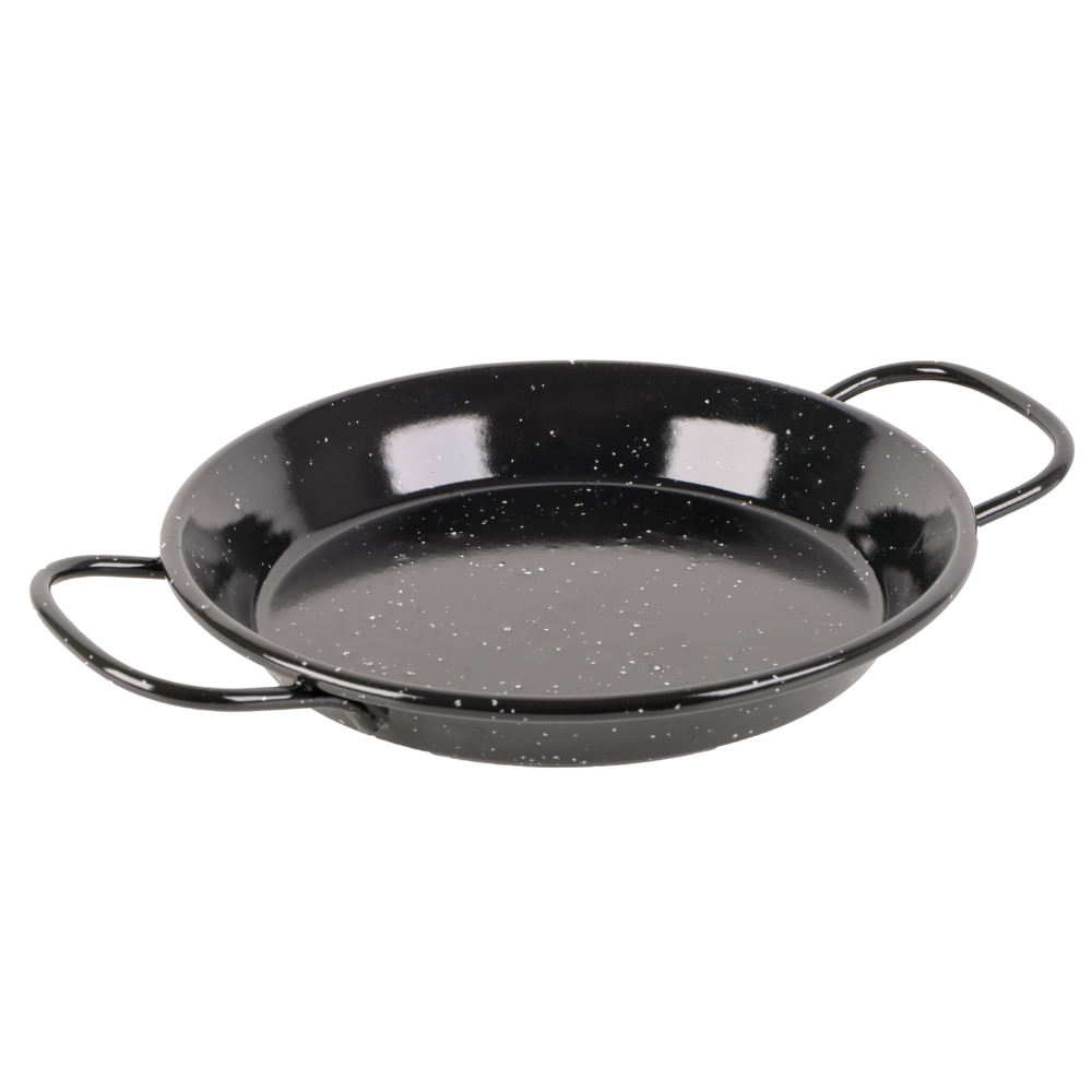 Paella pan cookware types