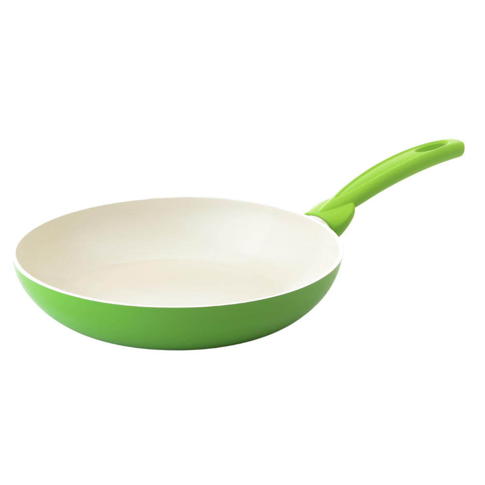 ceramic frying pan cookware materials