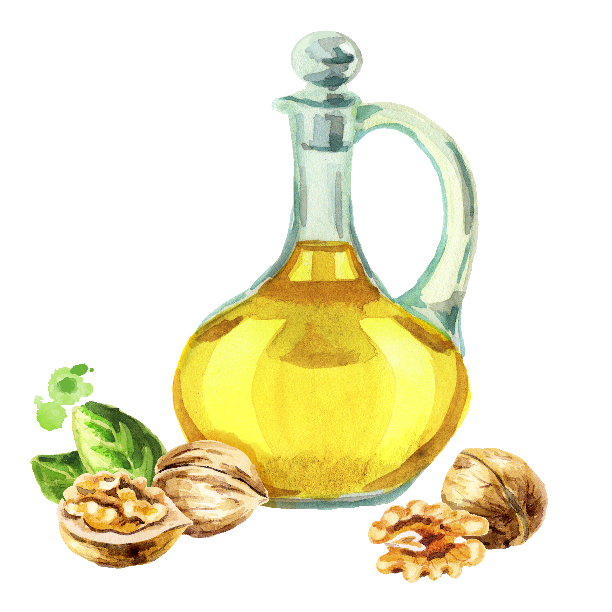 healthy walnut oil for cooking